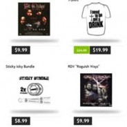 New Store New Look New Music – Shop Online Today